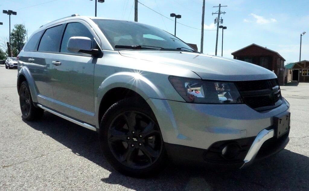 Dodge Journey Crossroad 4D SUV AWD 2018
