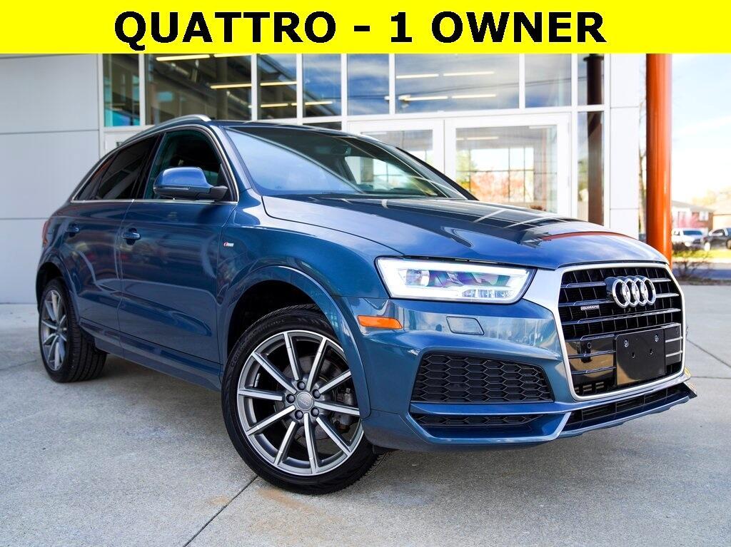 Audi Q3 Premium Plus quattro 2018