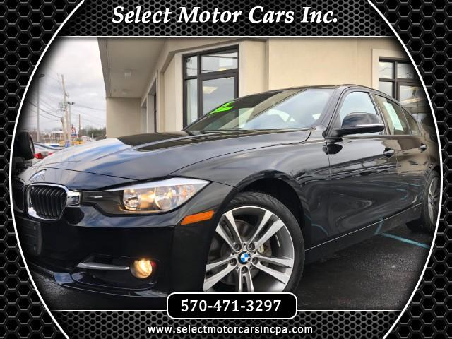 2015 BMW 3-Series 328i xDrive Sport Sedan
