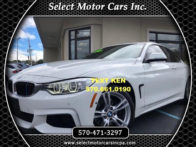 2015 BMW 4-Series 428i xDrive MSport Coupe