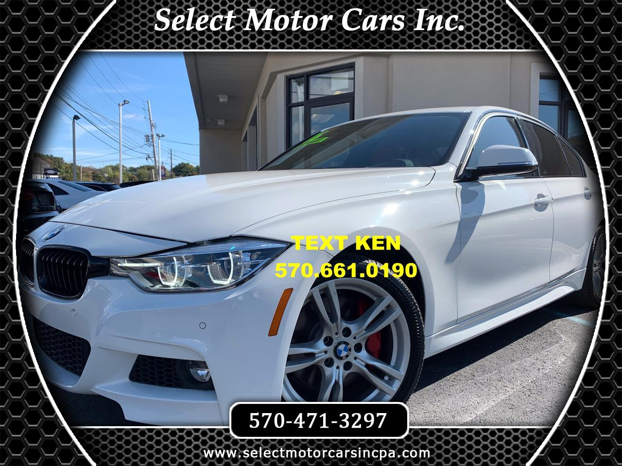 2016 BMW 3-Series 340i xDrive MSport Sedan