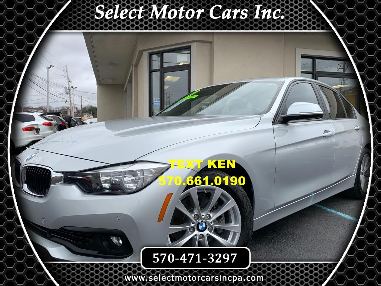 BMW 3-Series 320i xDrive Sedan 2017