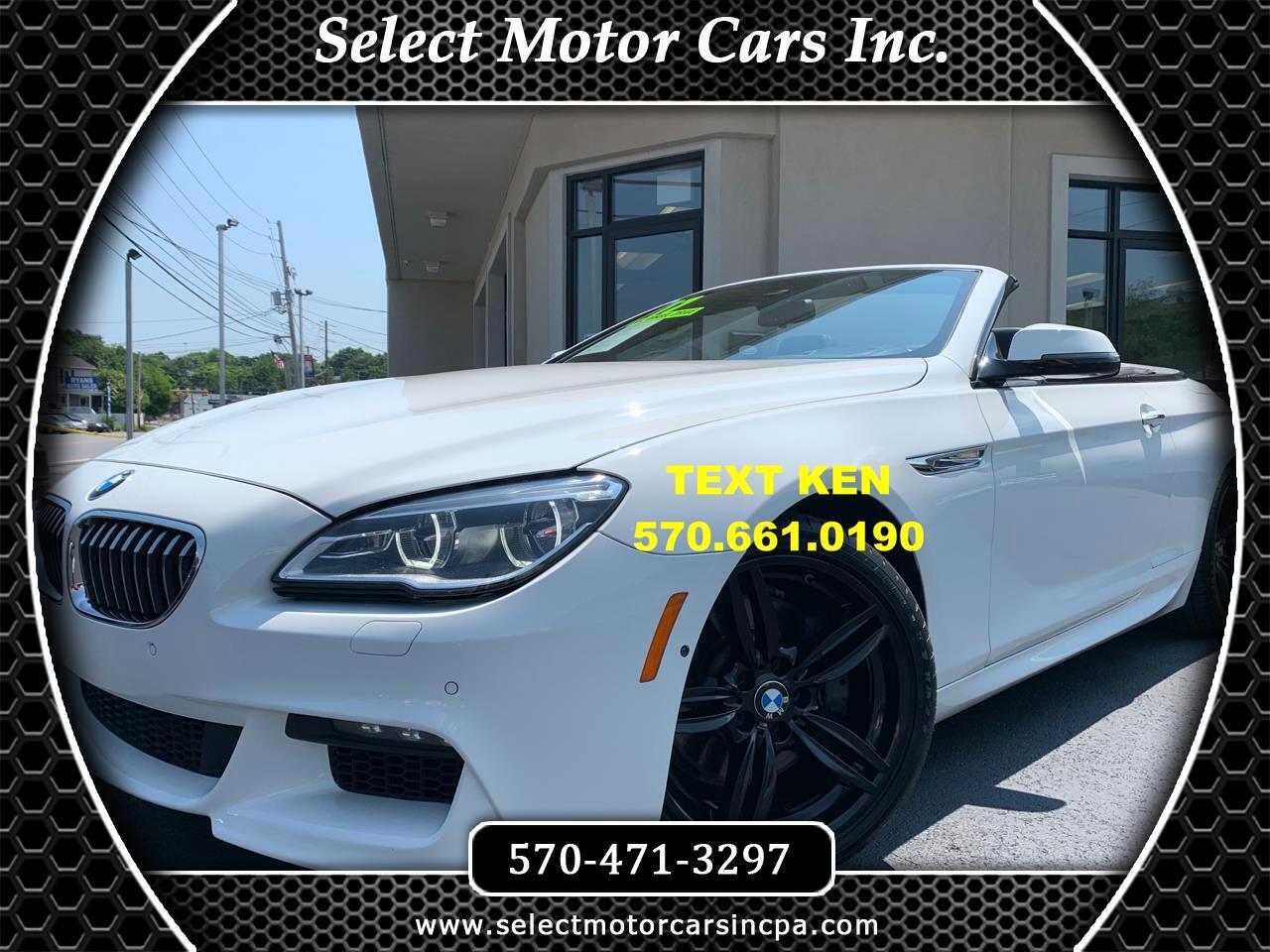 BMW 6-Series  2017