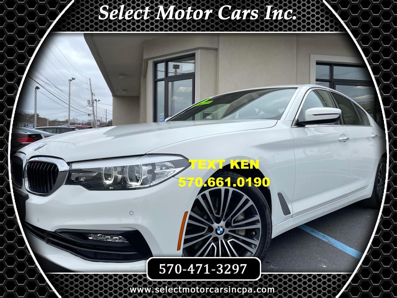 BMW 5-Series  2018
