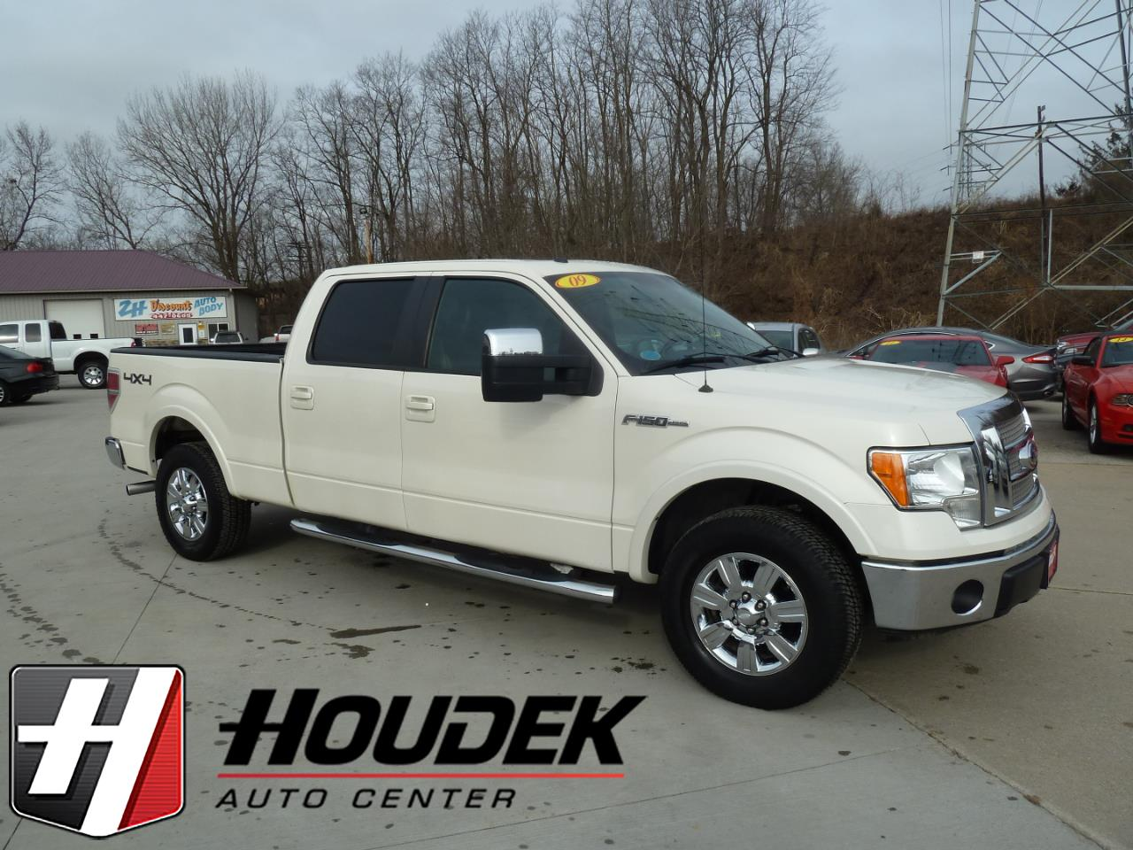2009 Ford F-150 Lariat SuperCrew 6.5-ft Box 4WD
