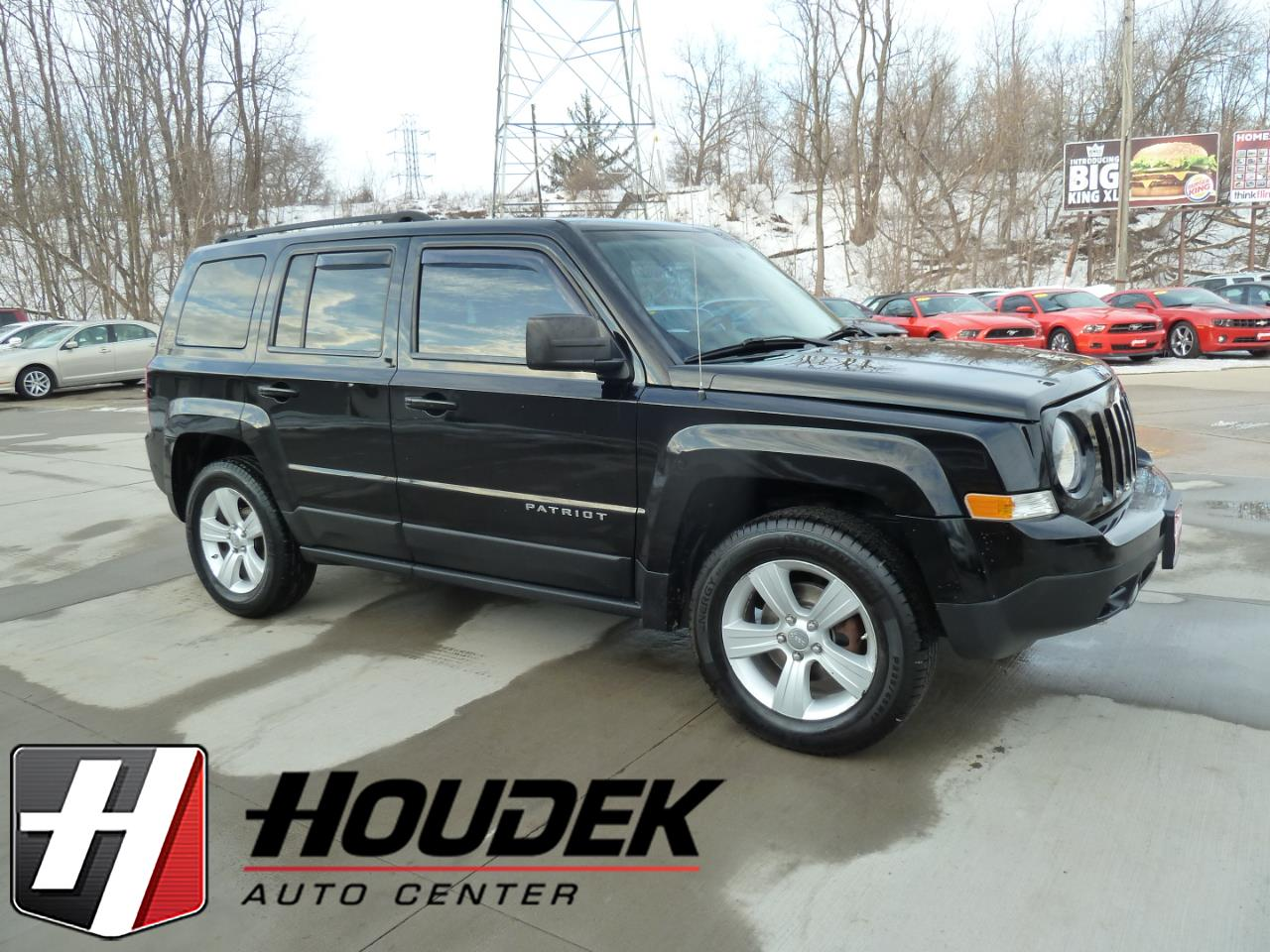 2012 Jeep Patriot Latitude 4WD
