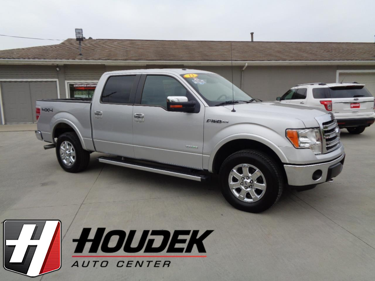 Ford F-150 Lariat SuperCrew 6.5-ft. Bed 4WD 2013