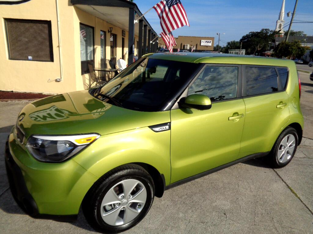 2015 Kia Soul Base Auto