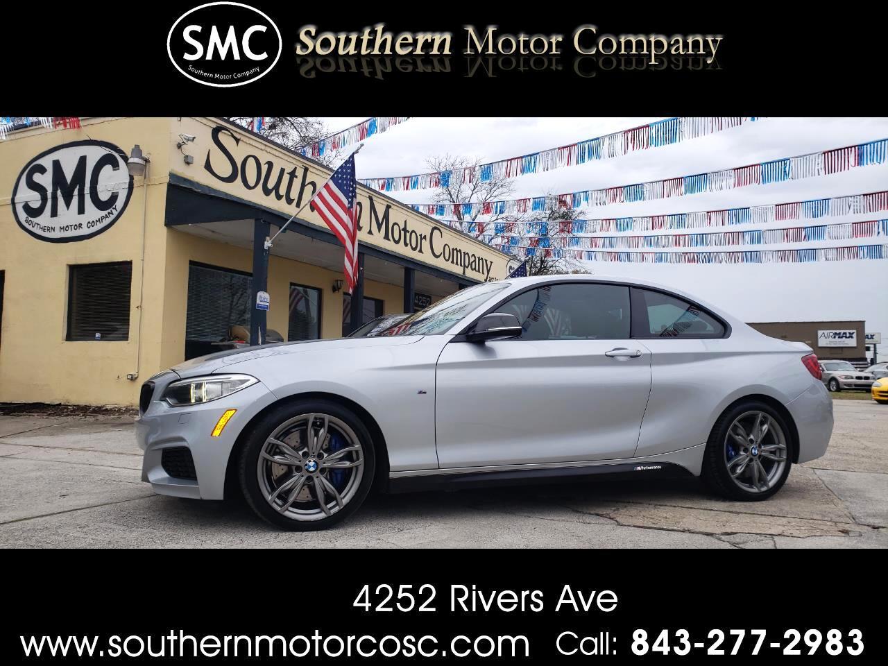 BMW 2-Series M235i 2014