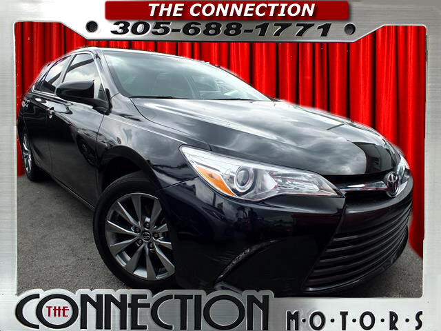 2015 Toyota Camry 2014.5 4dr Sdn I4 Auto XLE (Natl)