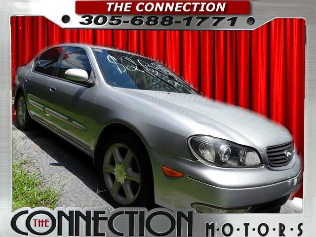 2003 Infiniti I35 Luxury