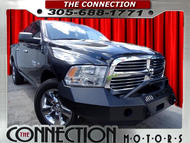 2016 RAM 1500 BIG HORN