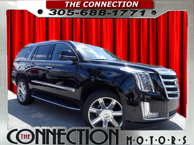 2018 Cadillac Escalade 2WD 4dr Luxury Collection