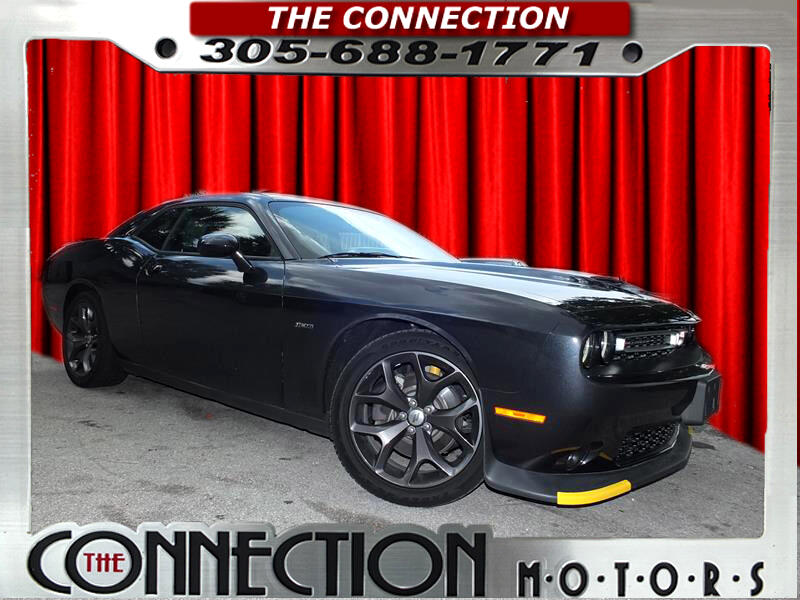 2019 Dodge Challenger R/T Plus