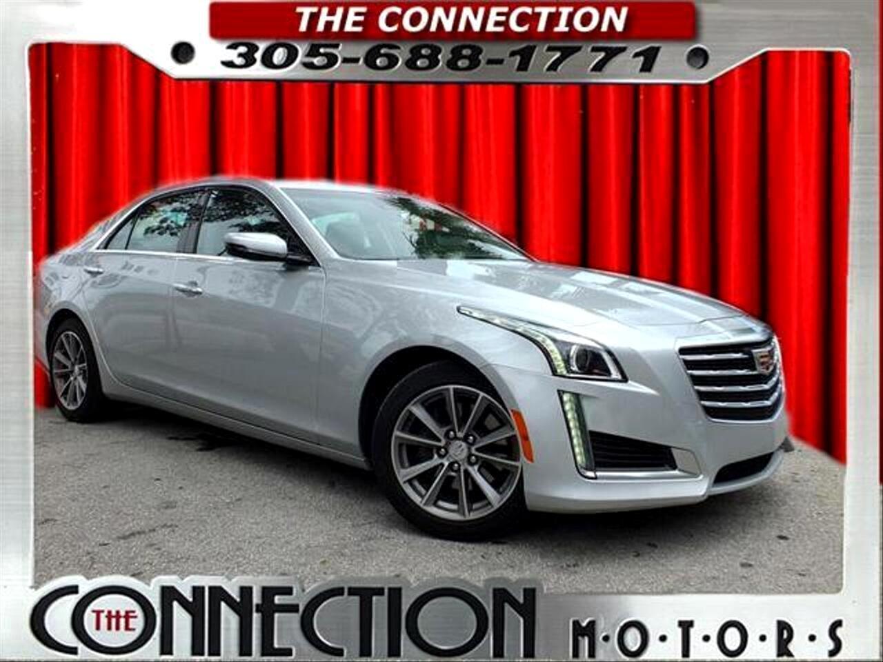 Cadillac CTS 3.6 Luxury 2019