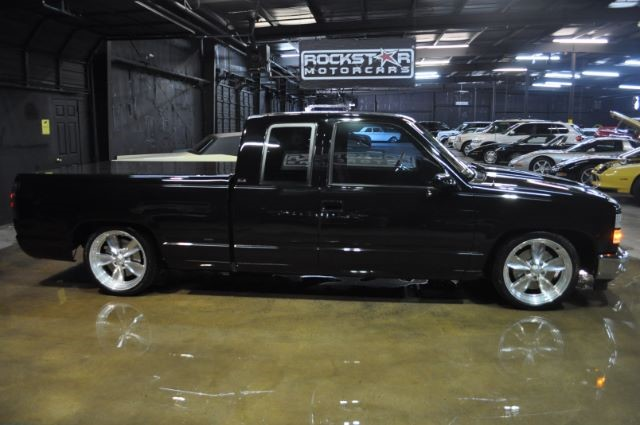 1994 GMC Sierra C/K 1500 Club Coupe 6.5-ft. Bed 2WD