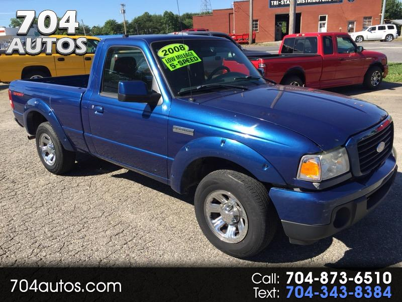 2008 Ford Ranger XL 2WD