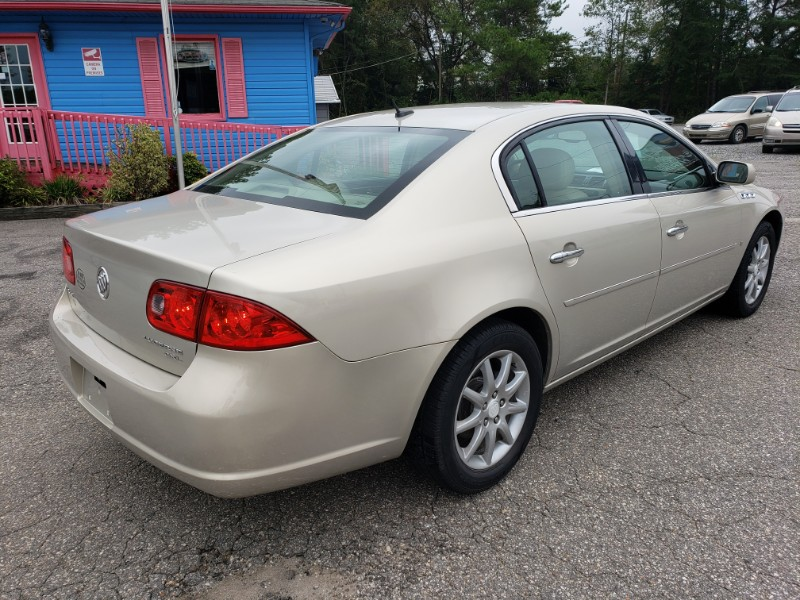 Buick Lucerne 4dr Sdn CXL 2008