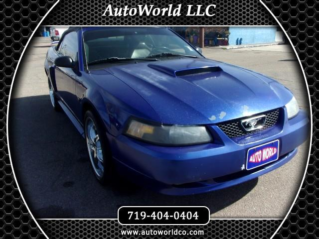 2003 Ford MUSTANG GT