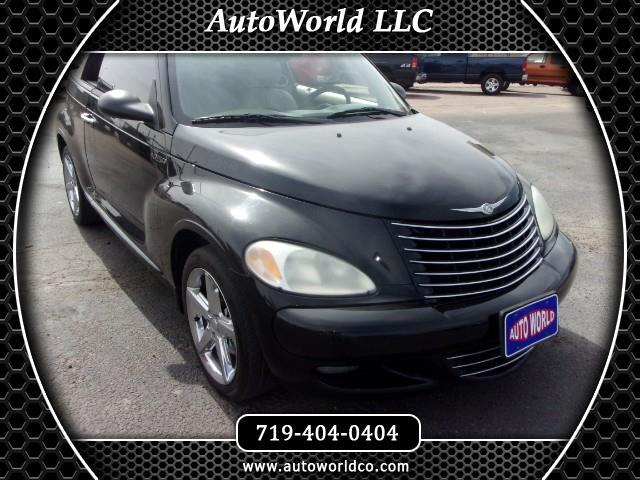 2005 Chrysler PT Cruiser 2dr Convertible GT