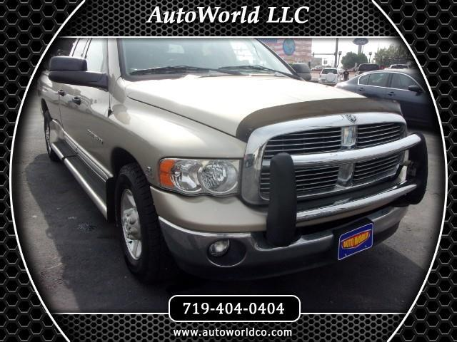 2004 Dodge Ram Pickup 3500 4dr Quad Cab 140.5