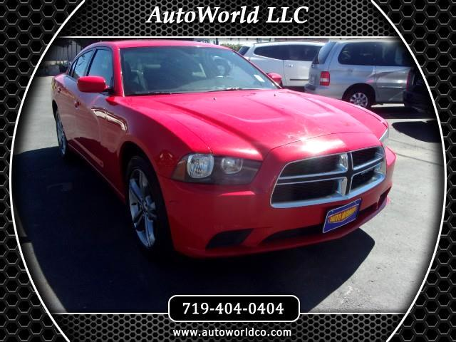 2014 Dodge Charger 4dr Sdn SE AWD