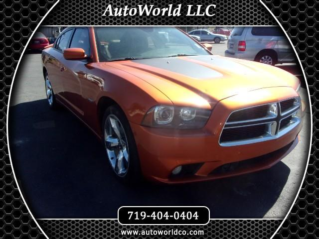 2011 Dodge Charger 4dr Sdn RT Plus RWD