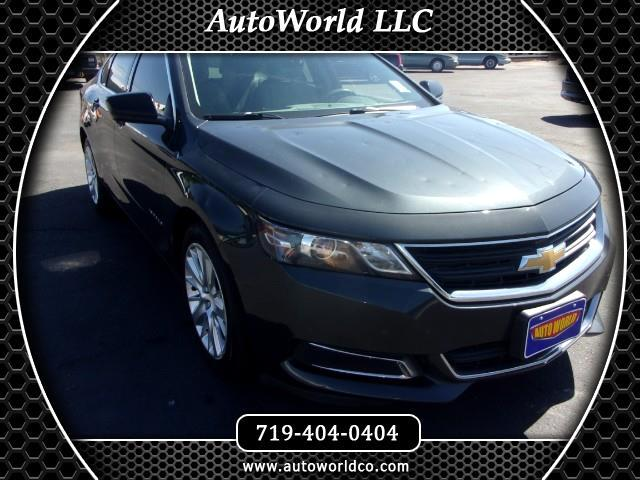 2015 Chevrolet Impala LS Fleet