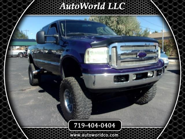 2005 Ford F-250 SD Crew Cab 156
