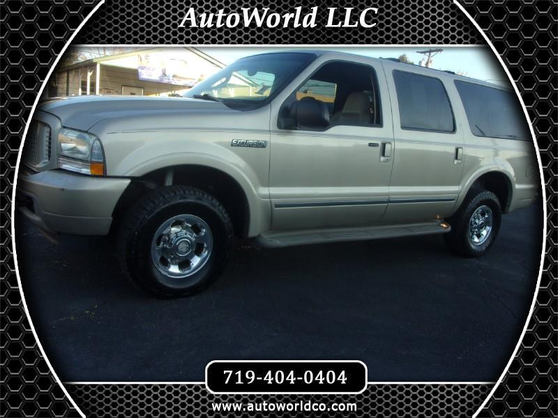 "2004 Ford Excursion 137"" WB 6.0L Limited 4WD"