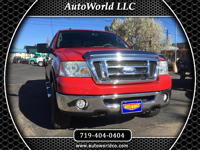 2008 Ford F-150 XLT SuperCrew Short Box 4WD