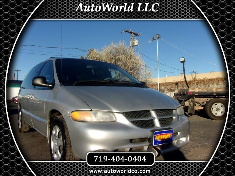 "2000 Dodge Grand Caravan 4dr Grand Sport 119"" WB AWD"