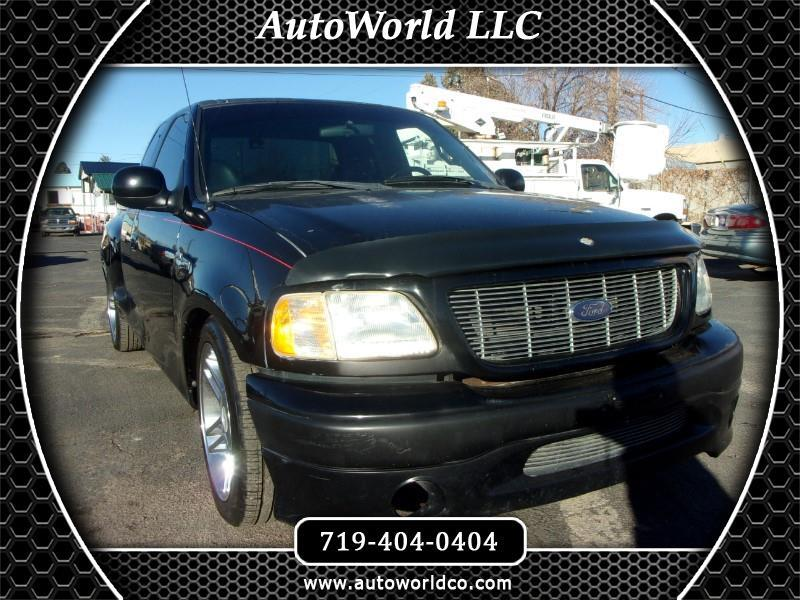 2000 Ford F-150 Supercab Flareside 139