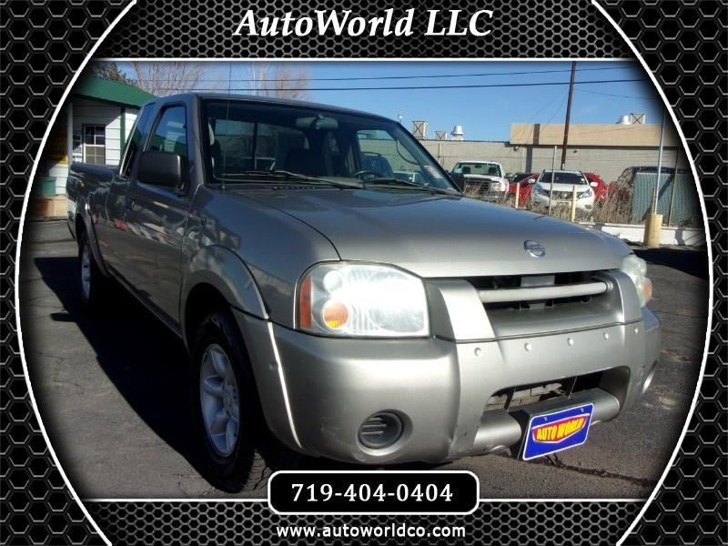 2002 Nissan Frontier XE King Cab I4 Auto