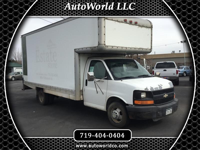 "2003 Chevrolet Express 139"" WB C7A DRW"