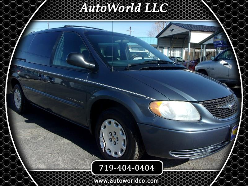 2001 Chrysler Town & Country 4dr LX FWD