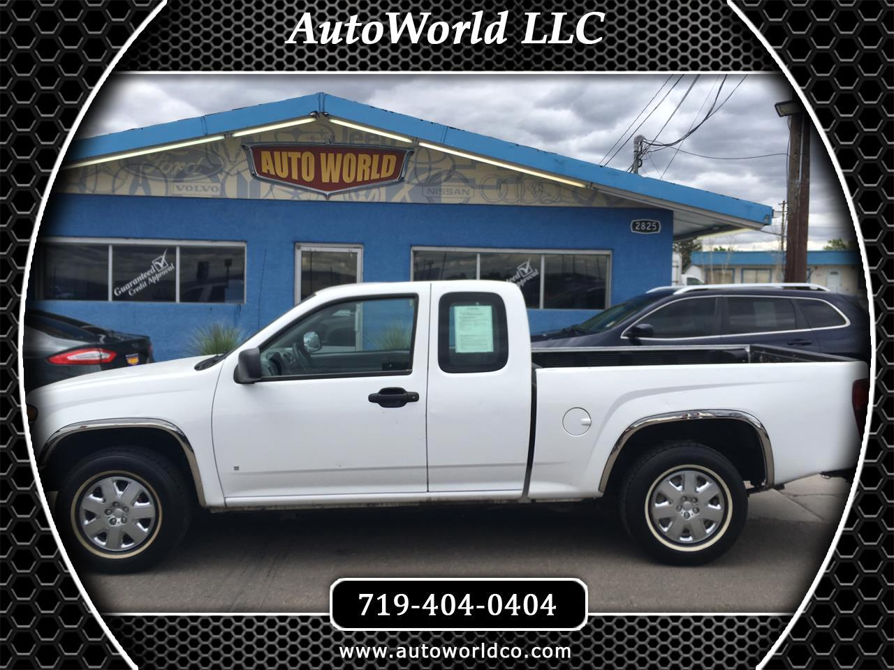 "Chevrolet Colorado 2WD Ext Cab 125.9"" LS 2007"