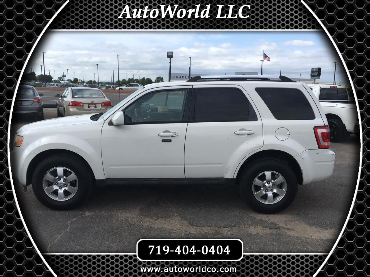 2010 Ford Escape FWD 4dr Limited