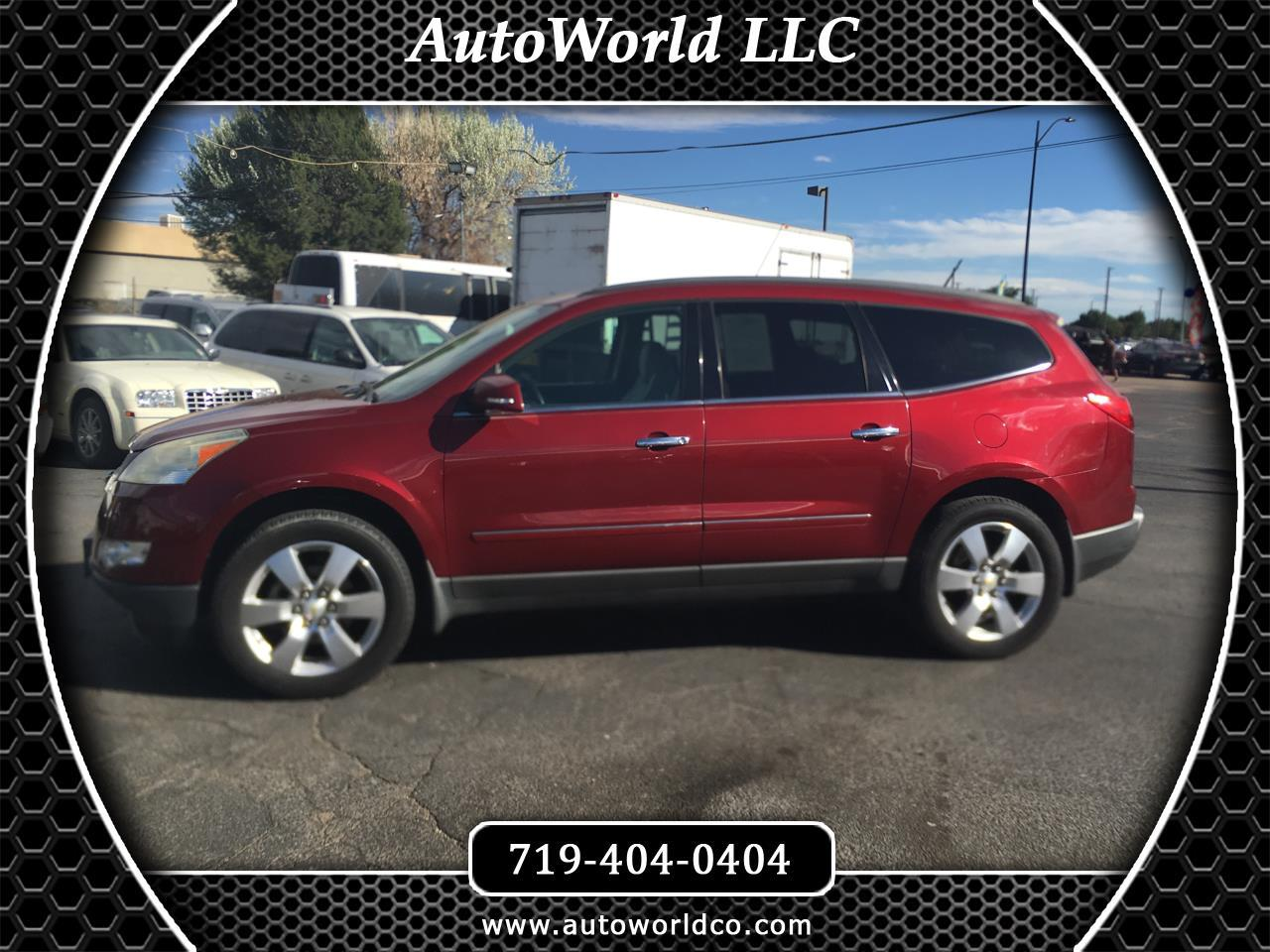 2010 Chevrolet Traverse AWD 4dr LTZ
