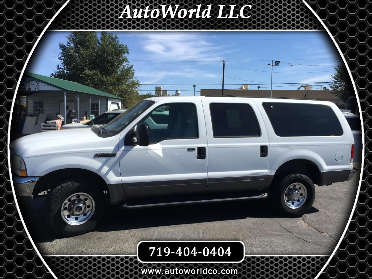 "2003 Ford Excursion 137"" WB 6.0L XLT Premium 4WD"