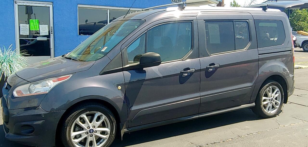 Ford Transit Connect Wagon 4dr Wgn LWB XLT w/Rear Liftgate 2014