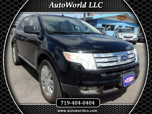 2008 Ford Edge Limited AWD