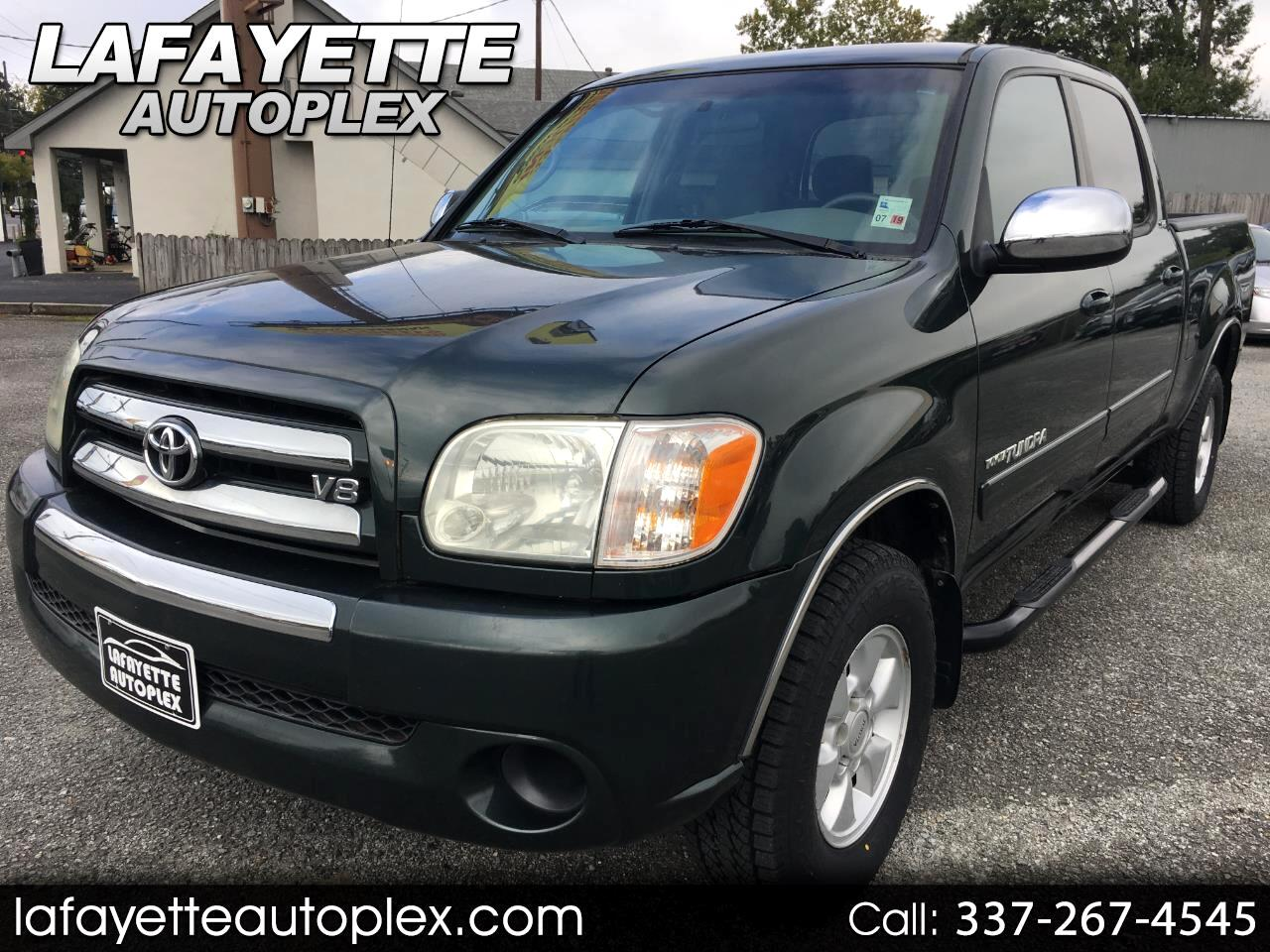 2005 Toyota Tundra SR5 Double Cab 2WD