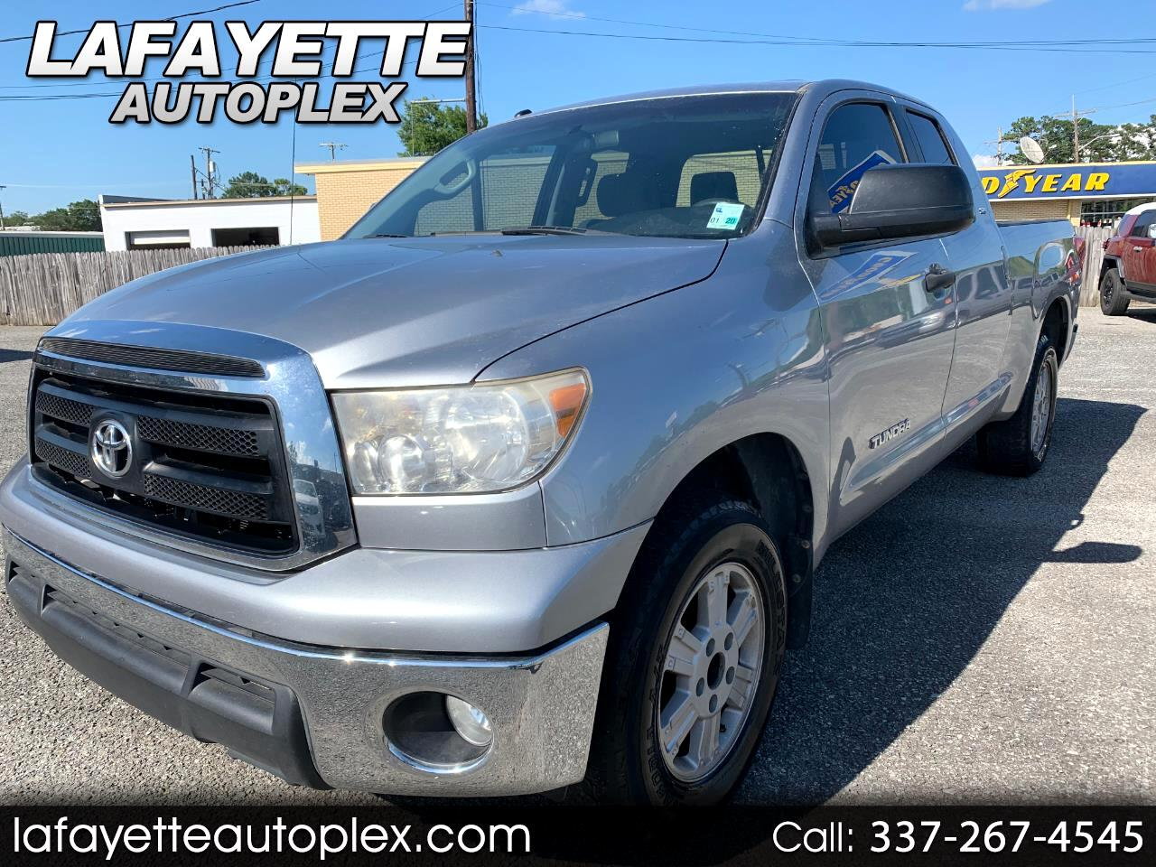 2010 Toyota Tundra DOUBLE CAB SR5 6 1/2 FT Bed