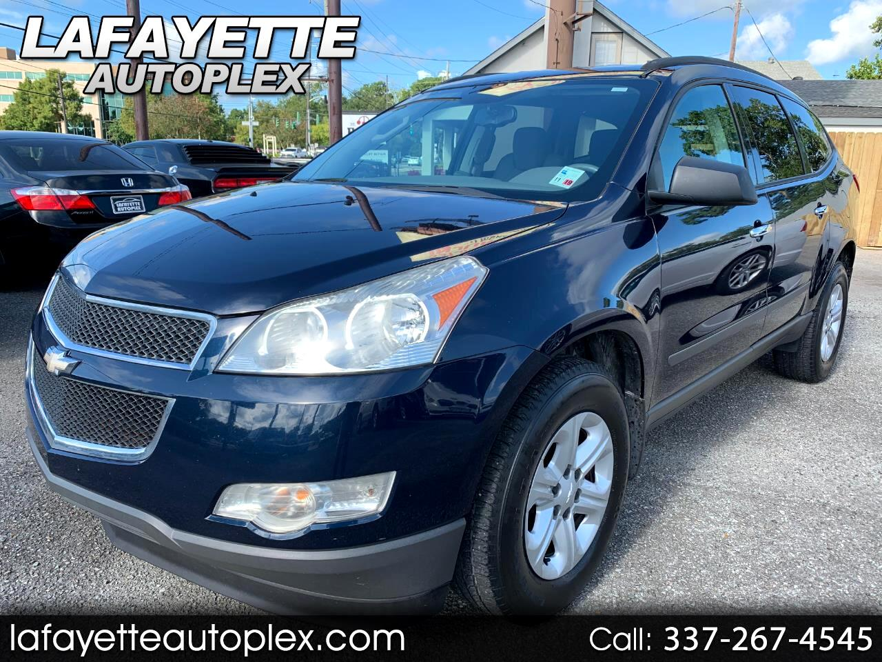 2011 Chevrolet Traverse LS FWD