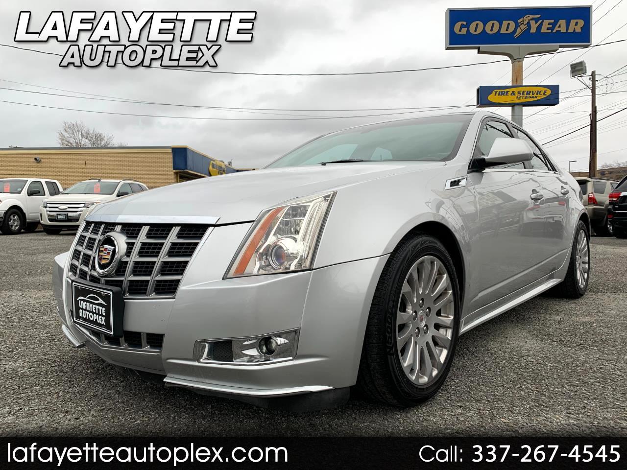 Cadillac CTS Premium AWD w/Navi 2013