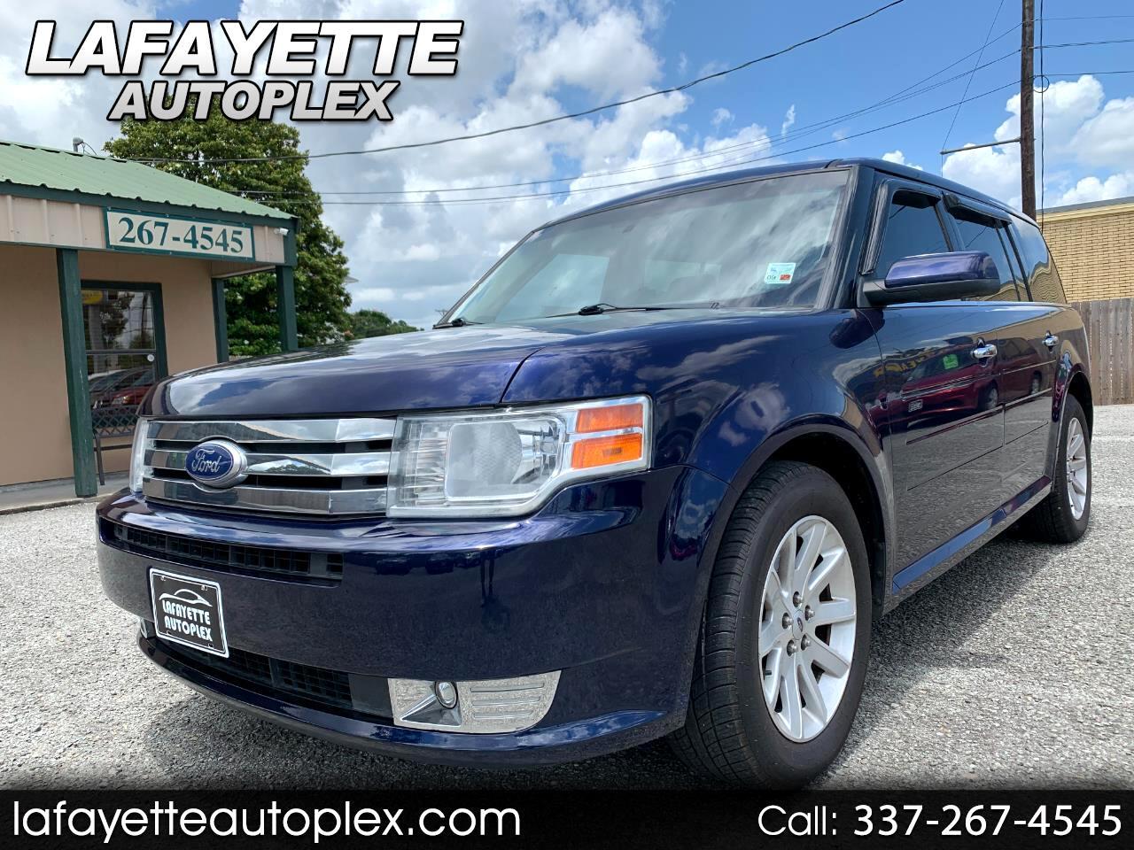 Ford Flex SEL FWD 2011