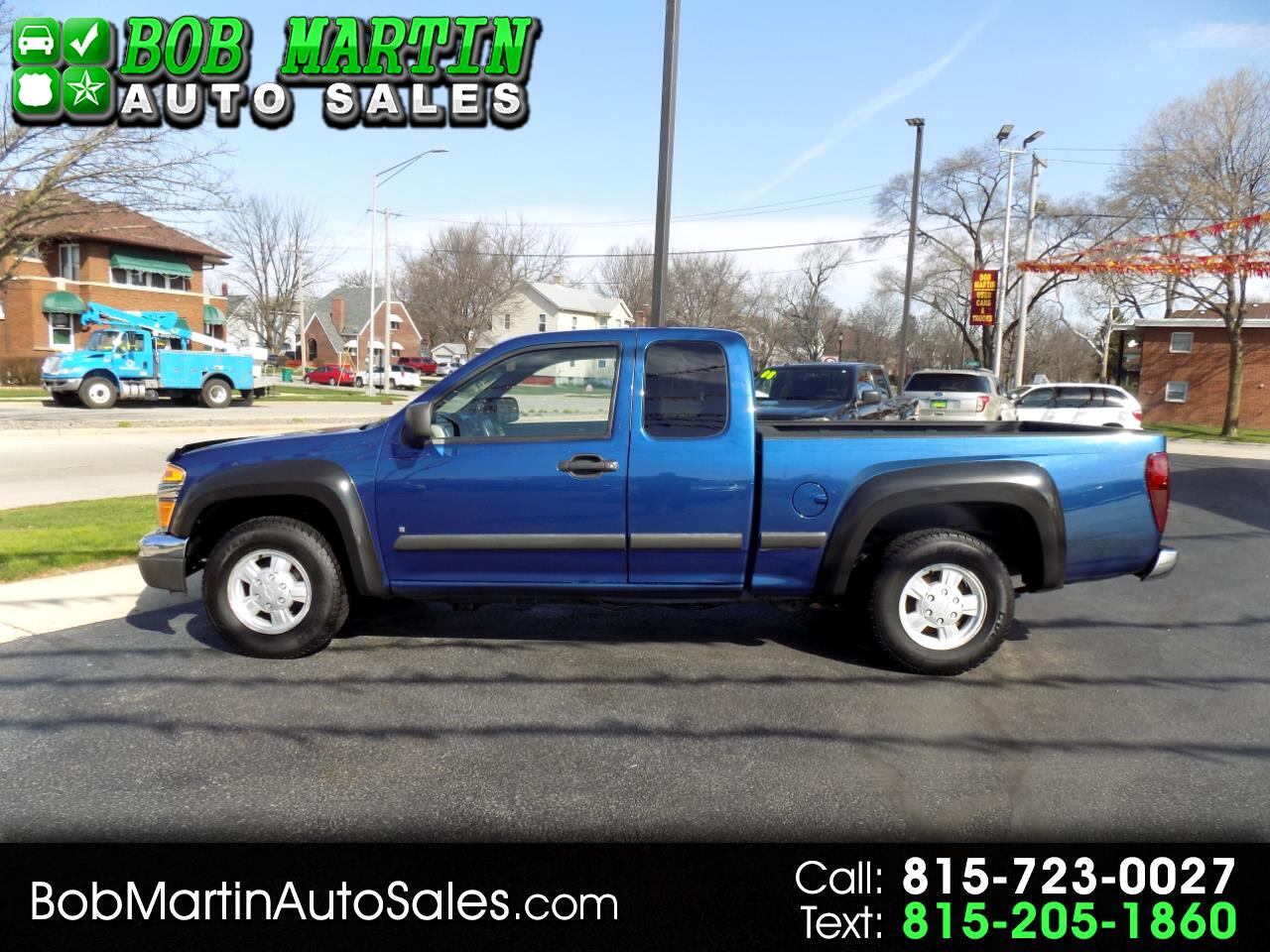 "2006 Chevrolet Colorado Ext Cab 125.9"" WB 2WD LT w/1LT"