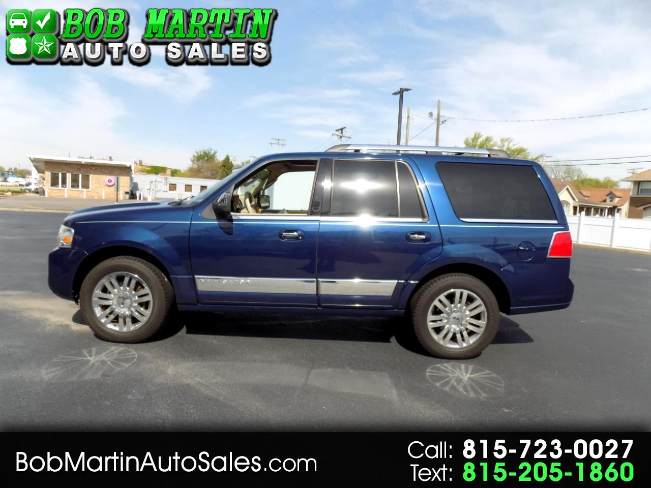 2007 Lincoln Navigator 4WD 4dr Ultimate