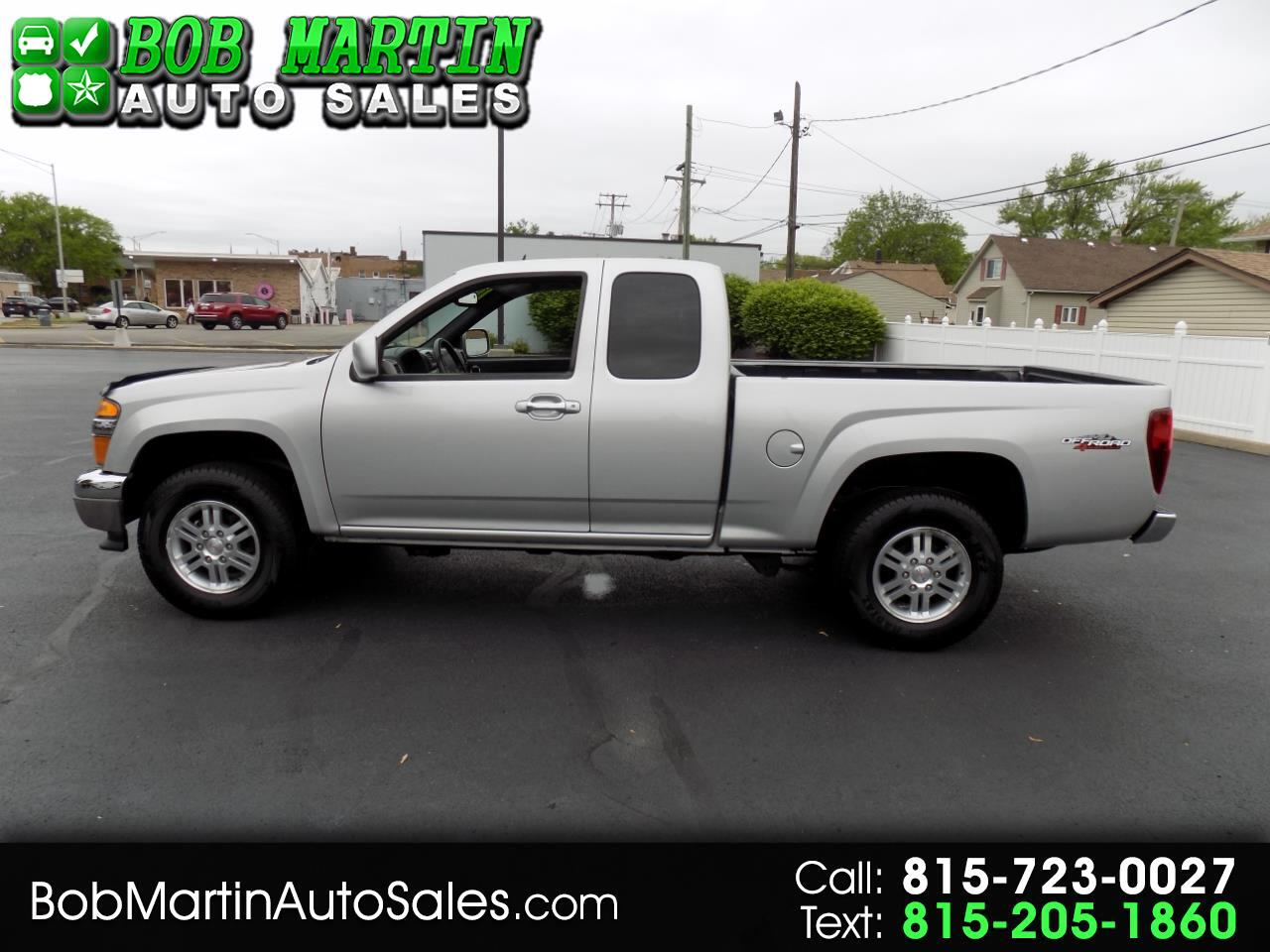 "2011 GMC Canyon 4WD Ext Cab 125.9"" SLE1"